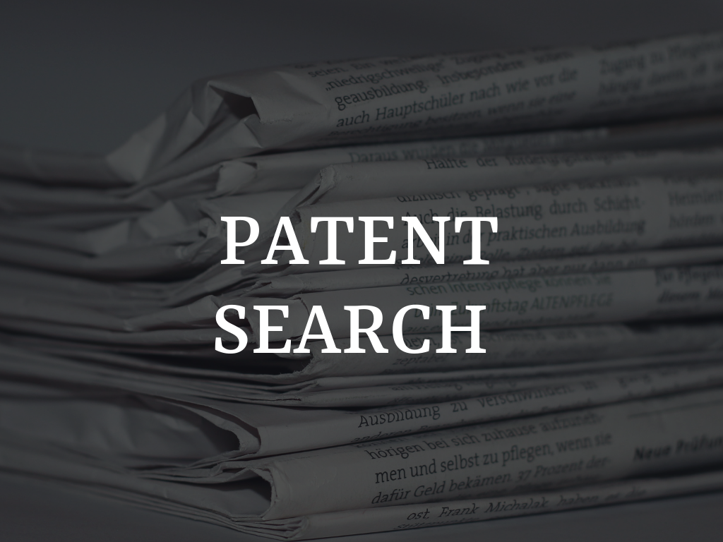 Mar 18, 2019 - Comprehensive eFiling Services for Patents External website that opens in a new window. Patent Search for 18th Month Publications External ...